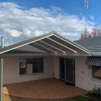 Outback Gable Patio - Bairnsdale